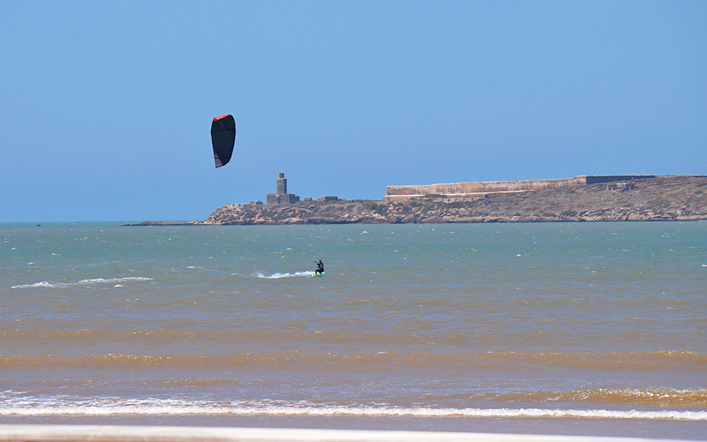 Info spot kite essaouira