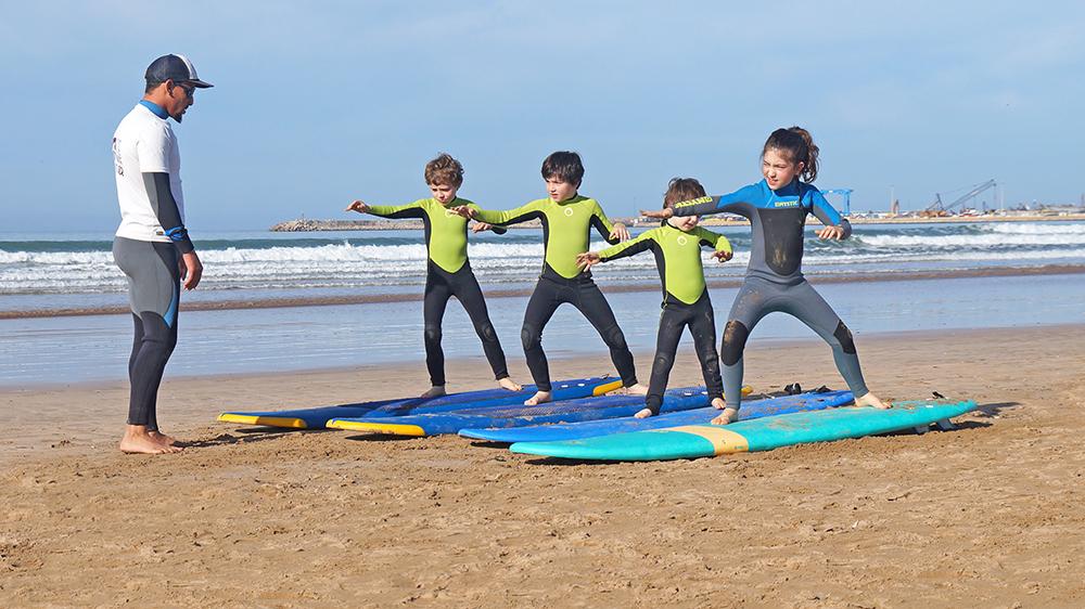 STAGE DE SURF ESSAOUIRA
