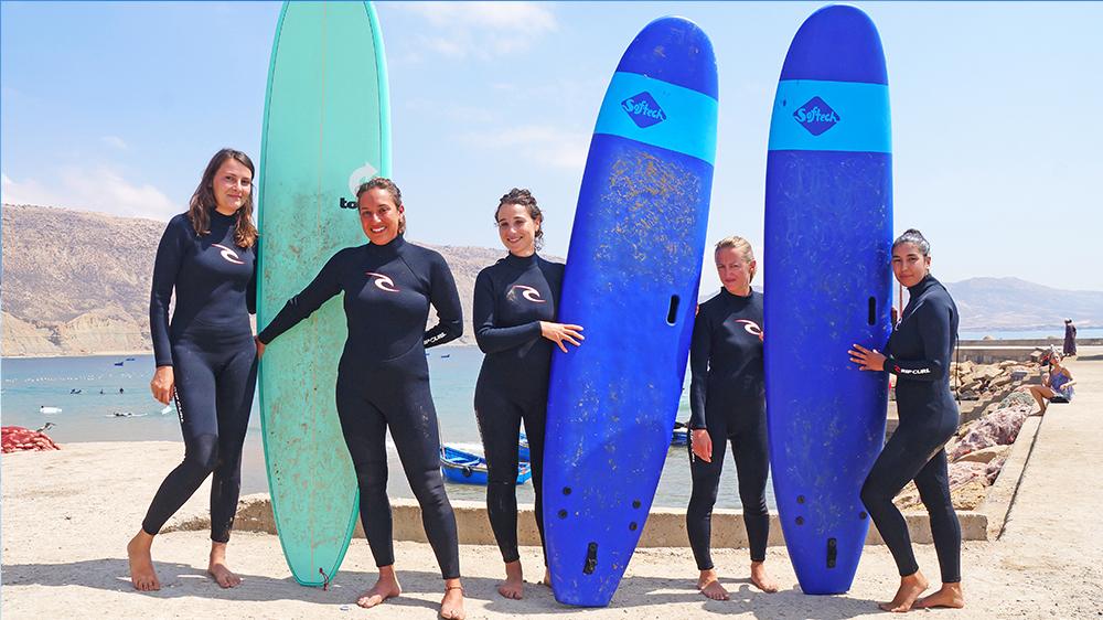 SURF TRIP SIDI KAOUKI