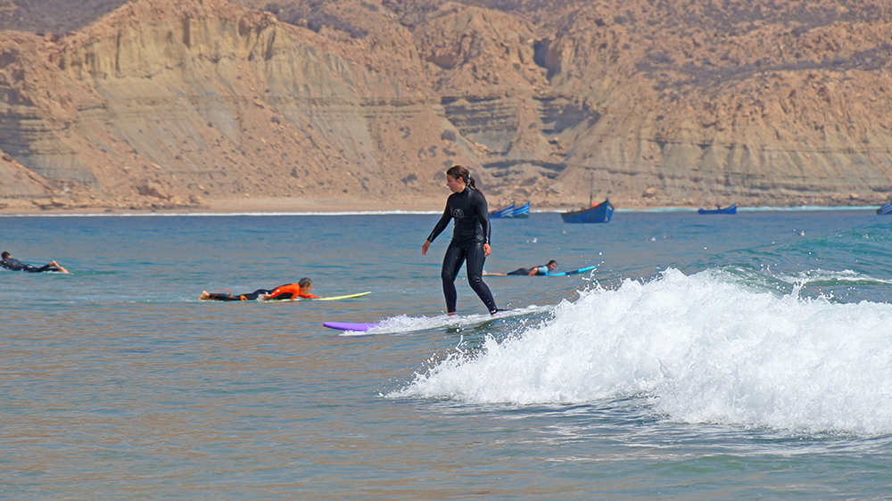 SURF TRIP AGADIR