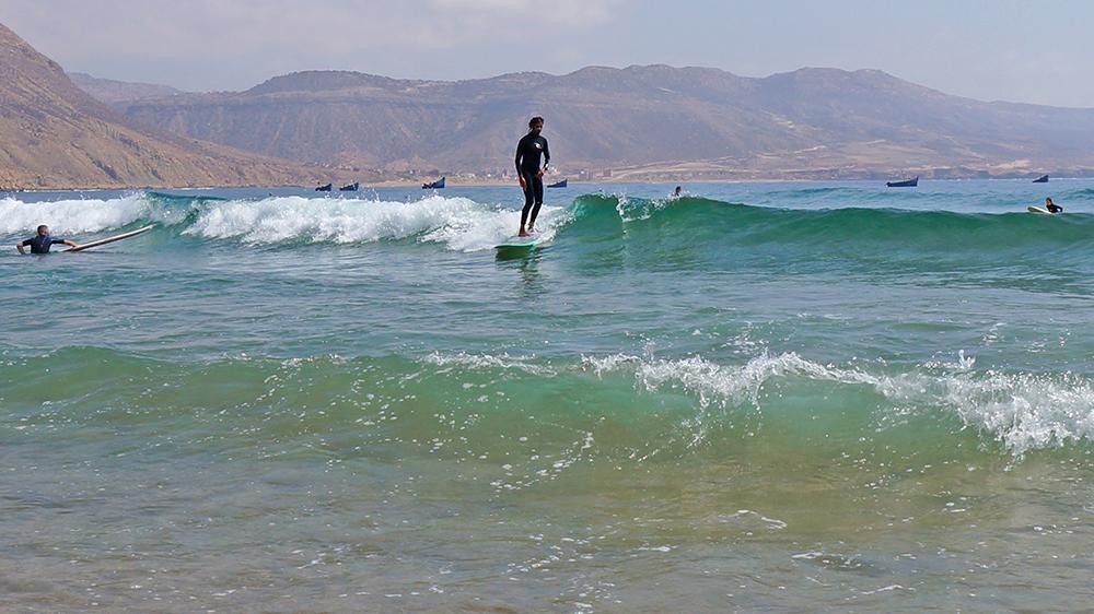 SURF TRIP ESSAOUIRA