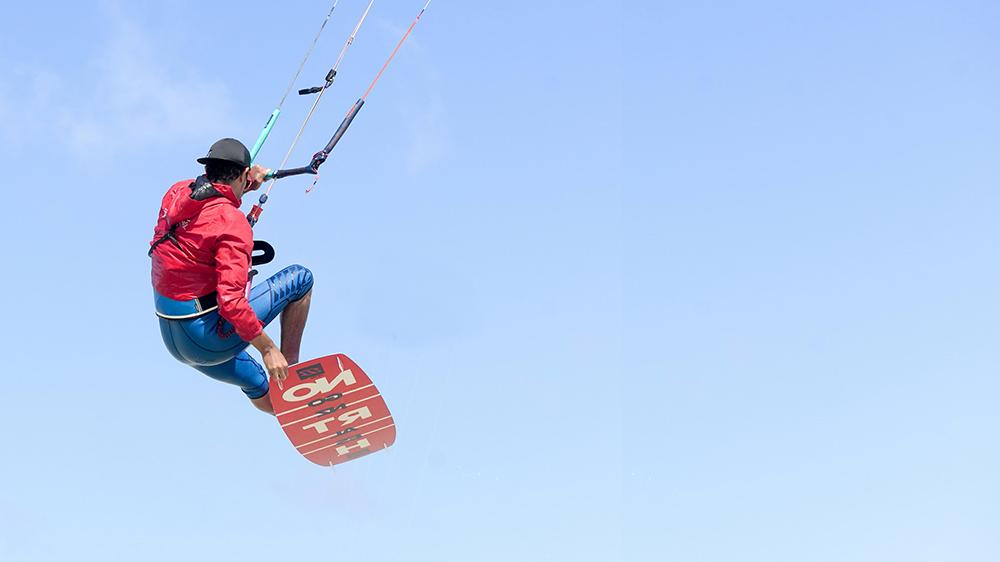 Kiteboarding 2020