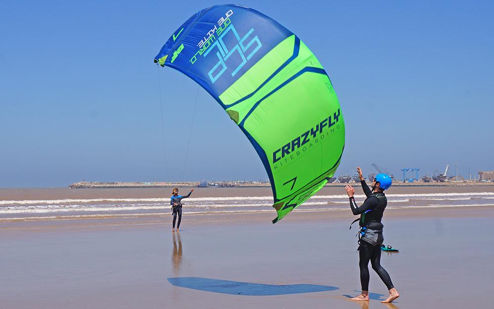When to Kite Morocco?