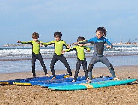 Kids Surf Class Essaouira