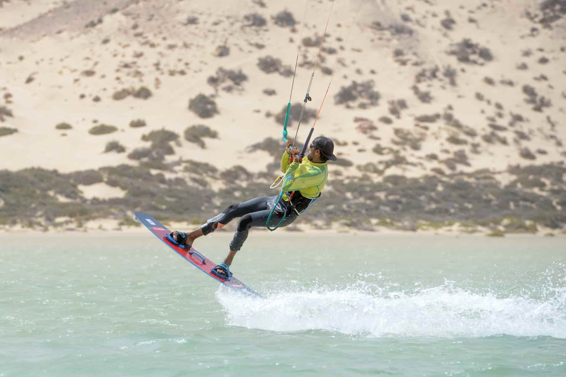 Kitesurf perfectionnement