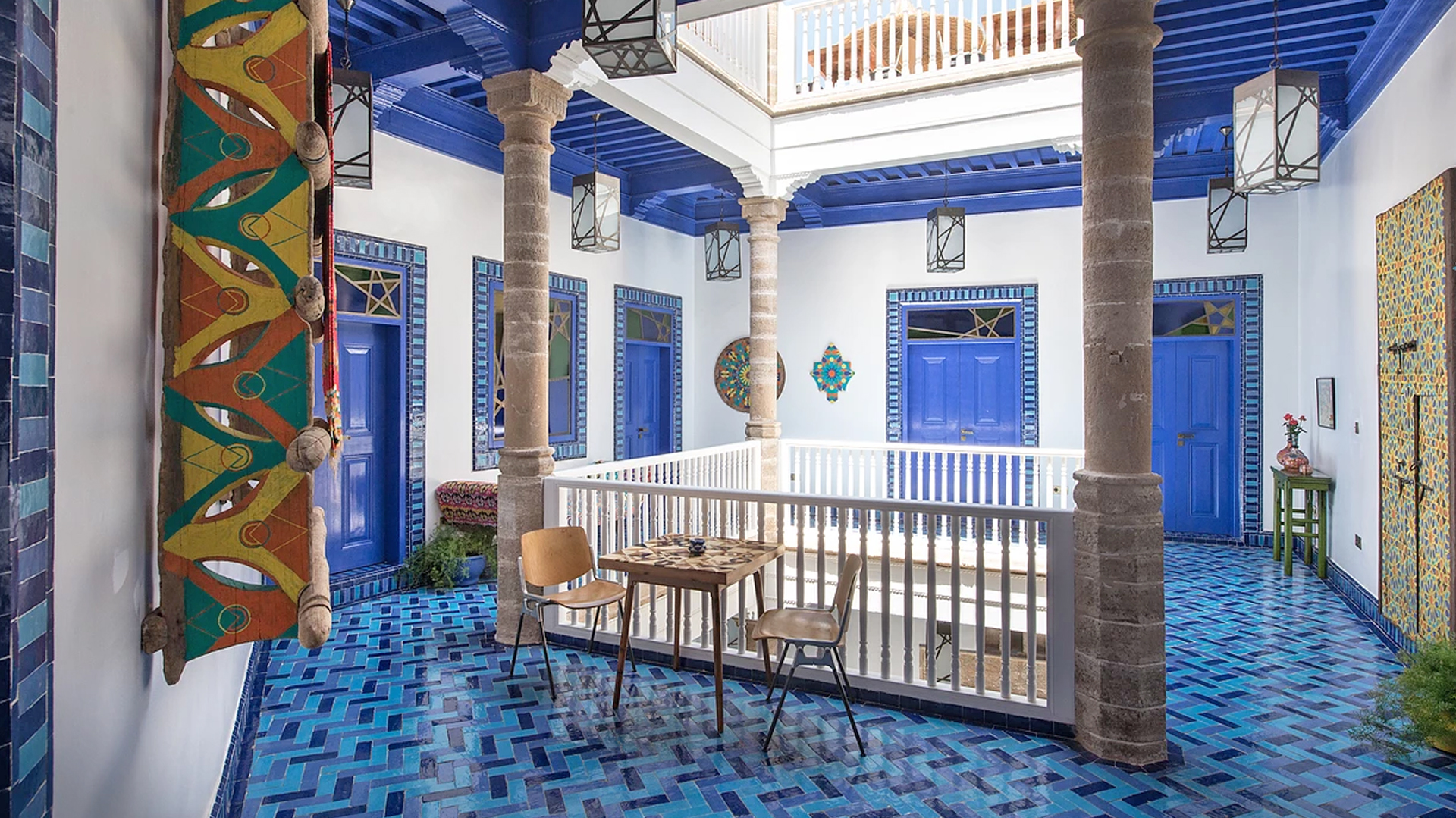 Hébergement Riad Essaouira