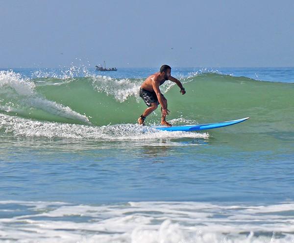 SEMAINE SURF ESSAOUIRA