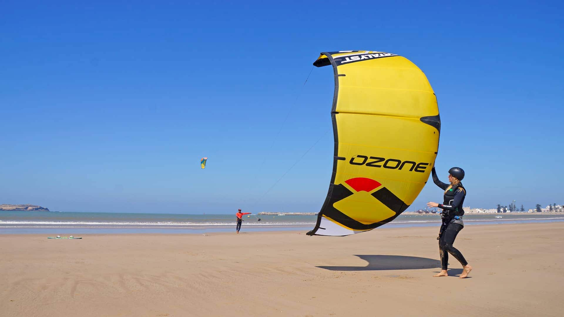 Initiation Kitesurf Essaouira