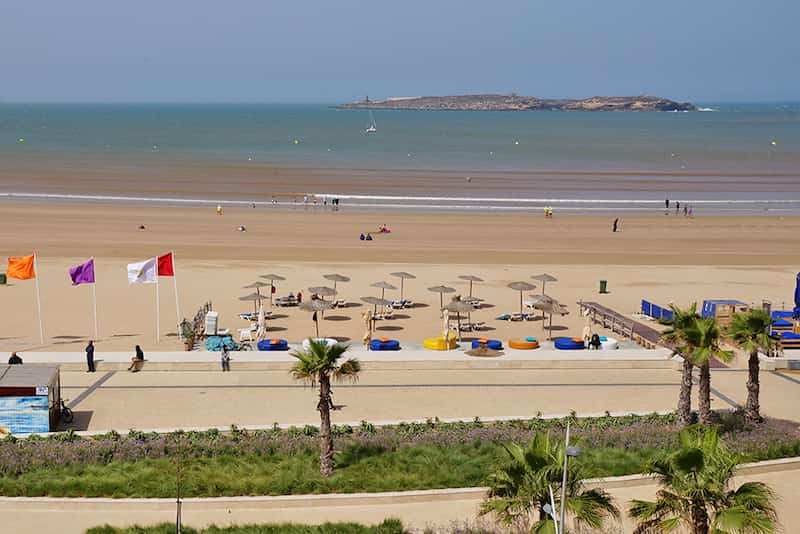 Spot Kitesurf Essaouira