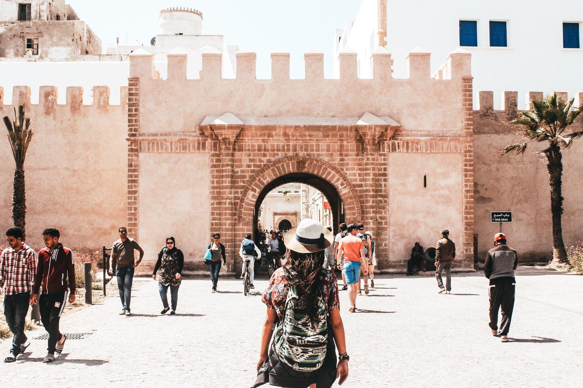Venir à Essaouira