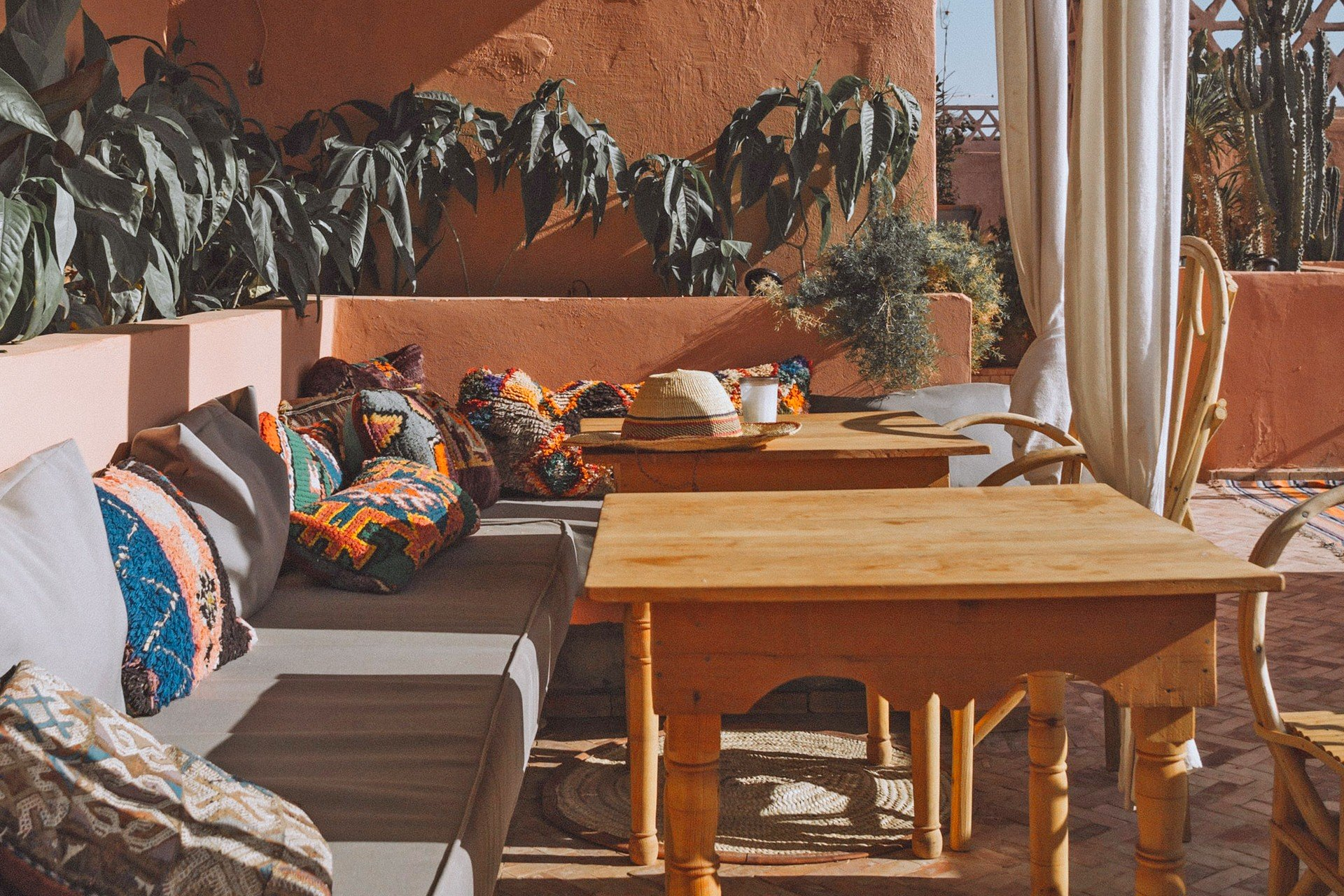 Hebergement Essaouira