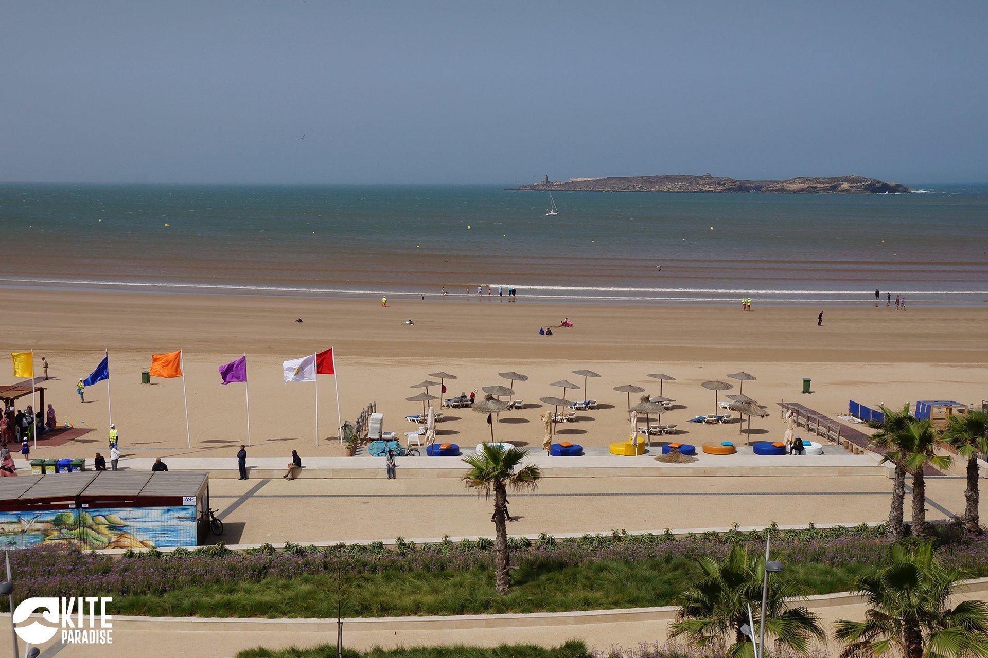 Essaouria plage Tagharte