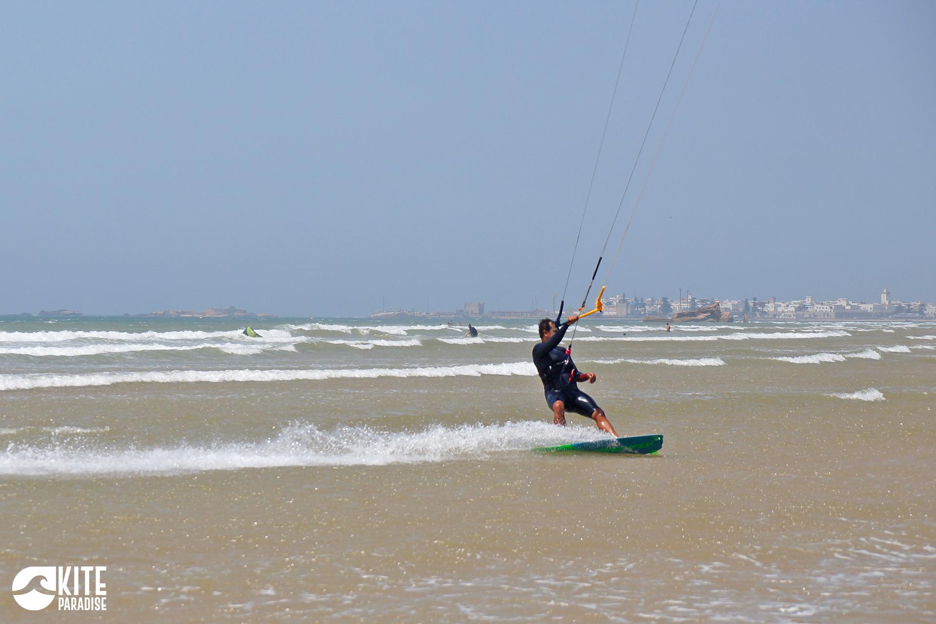 Kitesurf Diabat Maroc