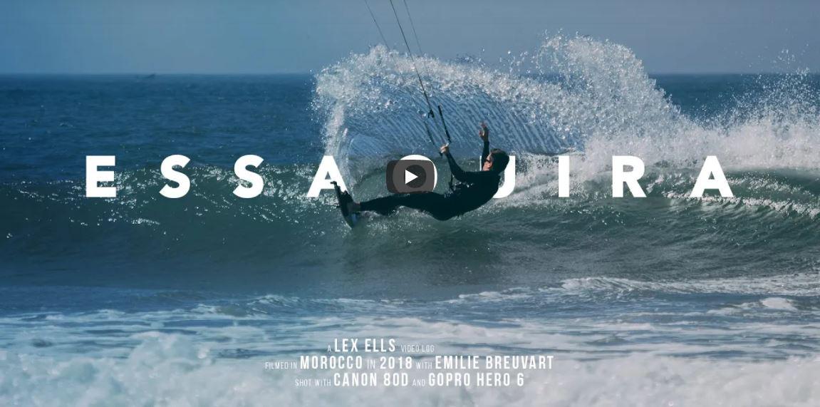 Video Kitesurf Essaouira